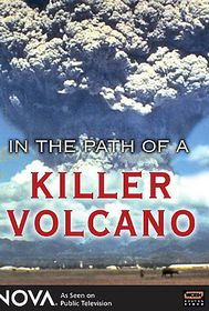 In the Path of a Killer Volcano - (Region 1 Import DVD)