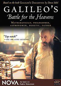 Galileo's Battle for the Heavens - (Region 1 Import DVD)