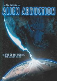 Alien Abduction - (Region 1 Import DVD)