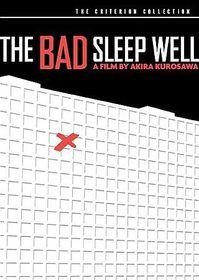 Bad Sleep Well - (Region 1 Import DVD)