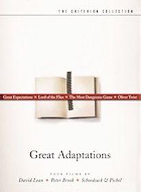 Great Adaptations - (Region 1 Import DVD)