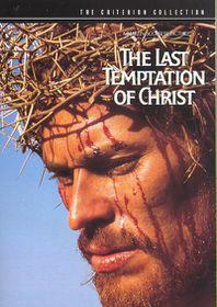 Last Temptation of Christ - (Region 1 Import DVD)