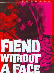 Fiend Without a Face - (Region 1 Import DVD)