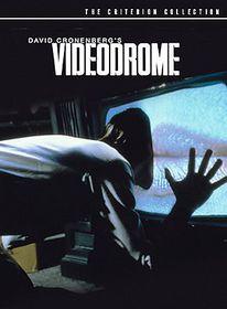 Videodrome - (Region 1 Import DVD)