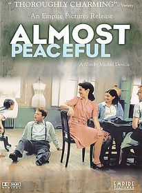Almost Peaceful - (Region 1 Import DVD)