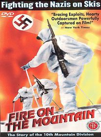 Fire on the Mountain - (Region 1 Import DVD)