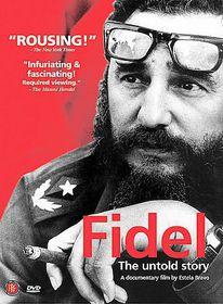 Fidel - (Region 1 Import DVD)