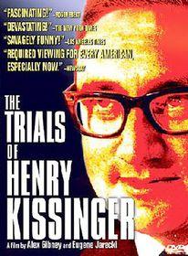 Trials of Henry Kissinger - (Region 1 Import DVD)