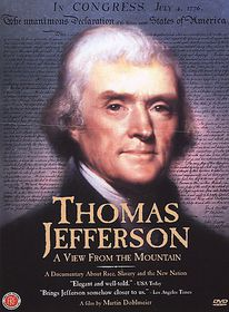 Thomas Jefferson: A View From the Mountian - (Region 1 Import DVD)