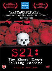 S21:Khmer Rouge Killing Machine - (Region 1 Import DVD)