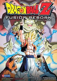 Dbz:Fusion Reborn Movie 12 - (Region 1 Import DVD)