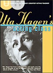 Uta Hagen's Acting Class - (Region 1 Import DVD)