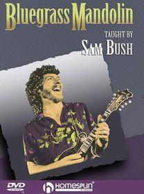 Bluegrass Mandolin - (Region 1 Import DVD)