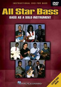 All Star Bass - (Region 1 Import DVD)
