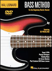 Hal Leonard Bass Method - (Region 1 Import DVD)