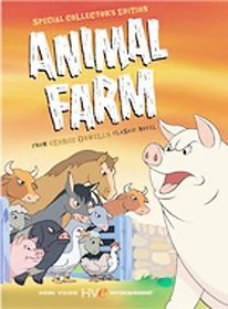 Animal Farm - (Region 1 Import DVD)