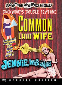 Common Law Wife/Jennie Wife-Child - (Region 1 Import DVD)
