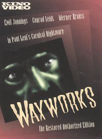Waxworks - (Region 1 Import DVD)