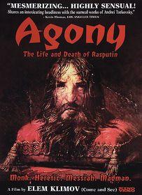 Agony:Life and Death of Rasputin - (Region 1 Import DVD)