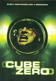 Cube Zero - (Region 1 Import DVD)