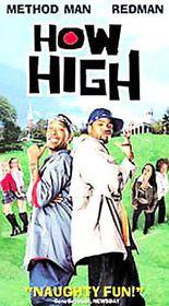 How High - (Region 1 Import DVD)