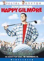 Happy Gilmore Special Edition - (Region 1 Import DVD)