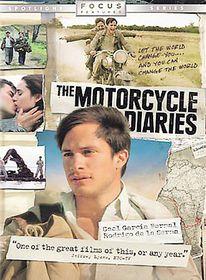 Motorcycle Diaries - (Region 1 Import DVD)