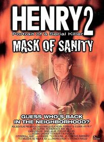 Henry 2:Mask of Sanity - (Region 1 Import DVD)