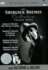 Sherlock Holmes Collection Vol 3 - (Region 1 Import DVD)