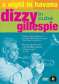 Dizzy Gillespie - A Night In Havana - Dizzy Gillespie In Cuba - (Region 1 Import DVD)