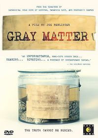 Gray Matter - (Region 1 Import DVD)