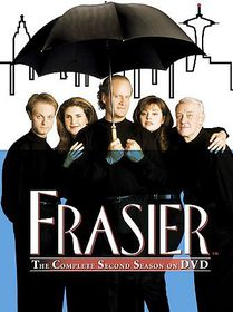 Frasier:Complete Second Season - (Region 1 Import DVD)