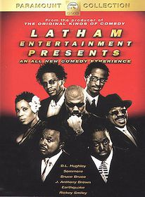 Latham Entertainment:All New Comedy - (Region 1 Import DVD)