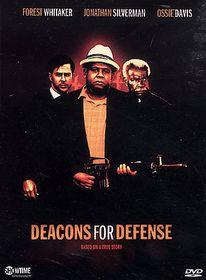 Deacons for Defense - (Region 1 Import DVD)