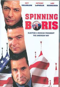 Spinning Boris - (Region 1 Import DVD)