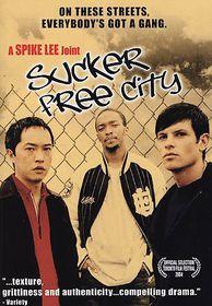 Sucker Free City - (Region 1 Import DVD)
