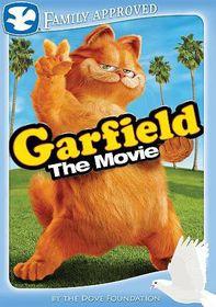 Garfield the Movie - (Region 1 Import DVD)