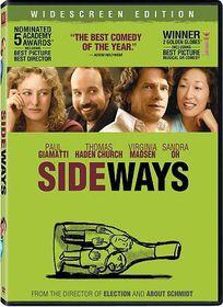 Sideways - (Region 1 Import DVD)