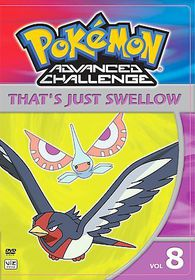 Pokemon Advanced Challenge Vol 8 - (Region 1 Import DVD)