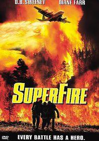 Super Fire - (Region 1 Import DVD)