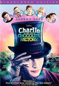 Charlie and the Chocolate Factory - (Region 1 Import DVD)