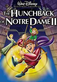 Hunchback of Notre Dame 2 (Region 1 Import DVD)