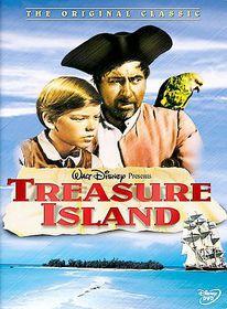 Treasure Island - (Region 1 Import DVD)