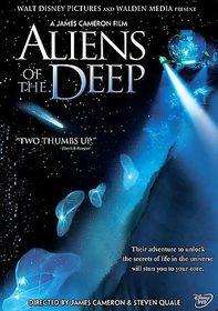 Aliens of the Deep - (Region 1 Import DVD)