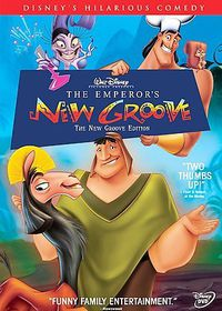 Emperor's New Groove: The New Groove Edition - (Region 1 Import DVD)