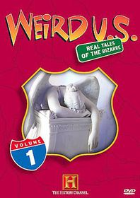 Weird U S Vol 1 - (Region 1 Import DVD)