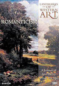 Landmarks of Western Art:Romanticism - (Region 1 Import DVD)