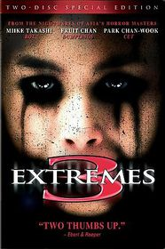 Three Extremes - (Region 1 Import DVD)