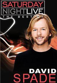 SNL: The Best of David Spade - (Region 1 Import DVD)