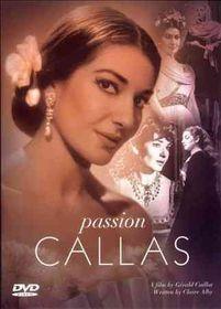 Passion Callas - (Region 1 Import DVD)